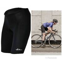 Schwinn Women's Classic Bike Shorts Black Padded Cycling Spandex Polyester Small