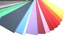 24 Sheets of A3 Heavy 270gsm Card Pick your own colour. Sized 420mm x 297mm