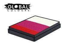 Global Rainbow Cakes 50g - JAPAN professional face & body paint