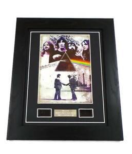 PINK FLOYD FILM CELLS Rare PINK FLOYD LIVE Vintage Music Memorabilia Framed Gift