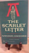 The scarlet letter by Nathaniel Hawthorne school edition(Fc4-2)