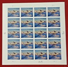 New One (1) Sheet of 20 of AIR FORCE ONE $4.60 US PS Postage Stamps Scott # 4144