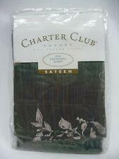 NEW Charter Club Woodspirit Cotton Sateen Standard Pillow Sham 20 x 26