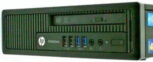HP EliteDesk 800 G1 USDT I Intel Core i5-4570S (2,90GHz) I 250 GB SSD I 8GB DDR3