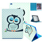 Flip Leather Smart Cover Stand Case Pouch For Apple New iPad 2 3 4 5 6/ Air Mini