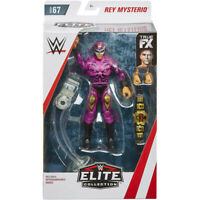WWE Mattel Elite Collection REY MYSTERIO Series 67 Action Figure WWF WCW LWO NXT