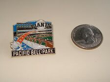 S.F. GIANTS PIN - SPLASH - PACIFIC BELL PARK - 2000