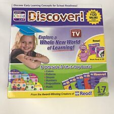 Your Child Can Discover! Deluxe Kit For Ages 1-7