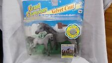 Grand Champions Thoroughbred Mare & Foal with Velvet Coat 50033 - 1993