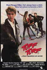 TUFF TURF Movie POSTER 27x40 James Spader Kim Richards Paul Mones Matt Clark
