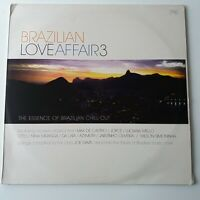 VA - Brazilian Love Affair 3 - Vinyl Double LP UK 2002 Press EX/EX+ Chill Out