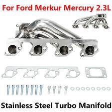 TURBO T3 MANIFOLD FOR FORD 84-86 Merkur XR4TI MUSTANG SVO THUNDERBIRD 2.3L