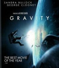 Gravity 0883929244577 With Sandra Bullock Blu-ray Region a