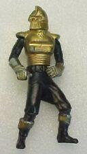 "Vintage 1978 Battlestar Galactica Gold Cylon Commander Figure 4.5"""