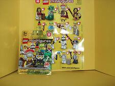 LEGO 71001  N°12 SOLDAT du ROI REVOLUTION  jamais ouvert série 10