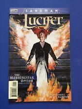 Sandman Presents Lucifer (DC/Vertigo, Mar. 1999) #1 Carey, Hampton
