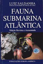 Fauna submarina atlântica - Ediçao revista e aumentada