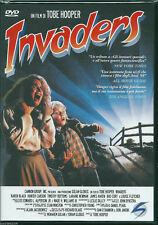 Invaders (1986) DVD NUOVO SIGILLATO Tobe Hooper. Karen Black. Hunter Carson