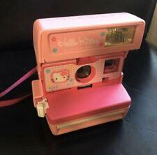 Hello Kitty Kitty Polaroid Camera Pink Without Film Kawaii Sanrio FedEx