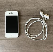 Apple iPhone 4s 16GB - White Verizon A1387