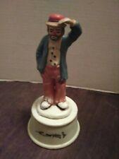 Emmett Kelly Jr. Signature Music Box Flambro Works Clown