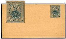 Peru 5¢ Ps Wrapper Moll 3