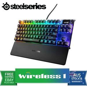 Steelseries Apex Pro TKL RGB Mechanical Gaming Keyboard