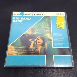 TED HEATH and His Music BIG BAND BASH 4-Track Reel To Reel Tape 7-1/2 (LPL74017)