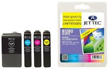 JetTec Remanufactured Inks To Replace Brother LC1280XLVALBP Multipack BK/C/M/Y