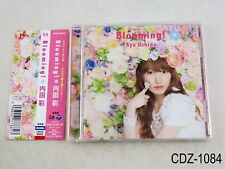 Uchida Aya (Kotori CV) Blooming! Music Album CD Ucchi Japan Import US Seller