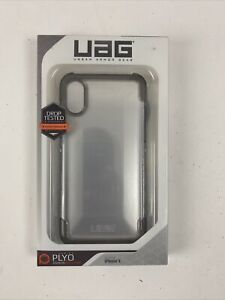 UAG PLYO Case for iPhone X Ice