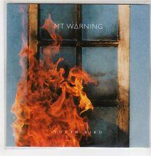 (EP824) Mt Warning, Youth Bird - 2013 DJ CD