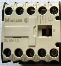 Leistungsschütz 230VAC DIL EM 10 von Eaton, neu ungebraucht