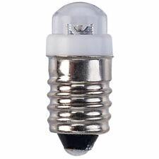 TruOpto OPS6-W5DK86A1B 6V White LED Bulb 100° MES Base