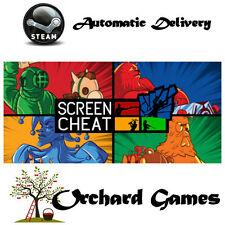 Screencheat: Pc Mac Linux: (steam/digital) automático de entrega