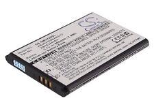 3.7V battery for Samsung SPH-M370, SPH-M510, SGH-T249, SGH-T219, SPH-M500, SPH-A
