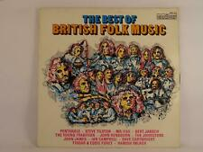 New listing THE BEST OF BRITISH FOLK MUSIC PENTANGLE (361) 12 Track LP Picture Sleeve