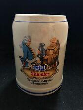 """Paulaner (Munich) - Bavarian Beer Stein 0.5 Liter - """"Salvator"""""""