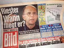 Bildzeitung vom 23.10.1999 * Geschenk 18. 19. 20. Geburtstag Jubiläum