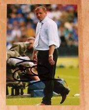 PAUL JEWELL WIGAN ATHLETIC PERSONALLY HAND SIGNED AUTOGRAPH PHOTO