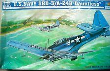 "Trumpeter 1/32 U.S. Navy SBD-5/A-24B ""Dauntless"""