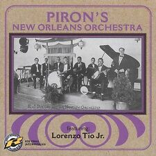 Piron's New Orleans Orchestra, New Music