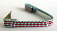 Rappel barrette de boutonnière, fixe ruban pour la croix du combattant, NEUF.