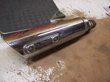 kawasaki en450 454ltd right rh muffler exhaust pipe en454  454 1985 1986 1987 88