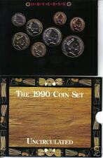 1990 Australian Mint Set - LOW MINTAGE. A key set to the series.#