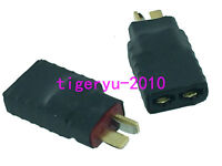 1pce TRX TRAXXAS Female to T Plug Deans male No Wire adapter for for RC