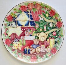 Royal Doulton Together For Christmas Plate 1993 New