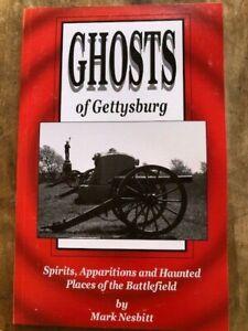 Ghosts of Gettysburg Vol I, Civil War Book, New