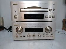 TEAC AG-H500 Integrated Stereo Receiver Amplifier AND PD-H570 CD Multiplayer