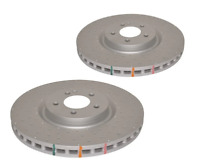 DBA42699XD Cross drilled and Dimpled DISC Brake FOR Mercedes A45 AMG W176  REAR